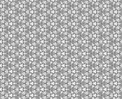 白黒パターン12