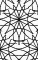 白黒パターン016