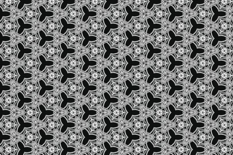 白黒系006