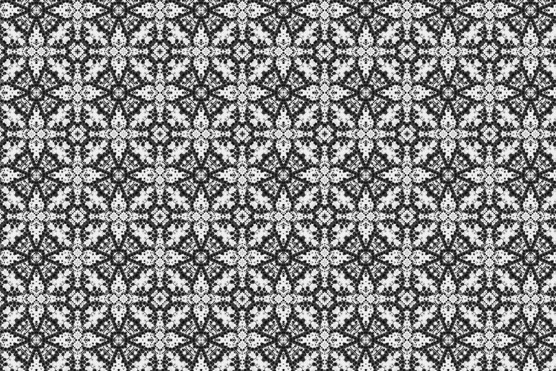 白黒系015
