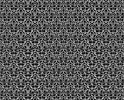 白黒パターン022