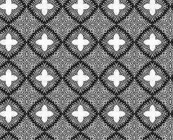 白黒パターン023