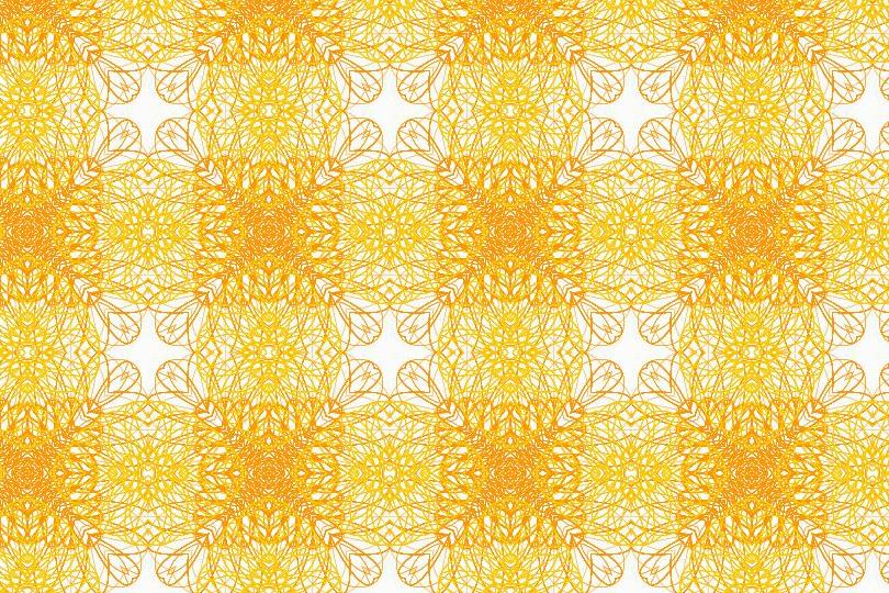 黄・橙系007